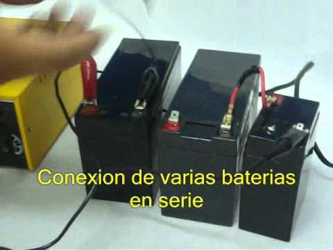 cargador de baterias para motocicletas