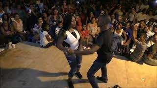FINAL CONCURSO DE BACHATA EN EL COLMADON DE JUNIOR SALAZAR
