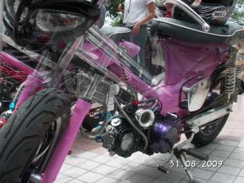 Honda Custom C Penangkapcai