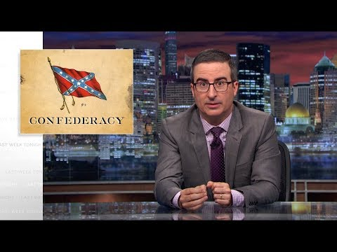 Xxx Mp4 Confederacy Last Week Tonight With John Oliver HBO 3gp Sex