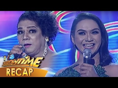 It's Showtime Recap: Miss Q & A contestants in their wittiest and trending intros - Week 10