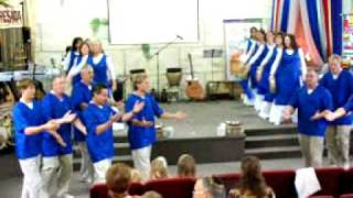 Baruch Adonai El Shaddai Medley