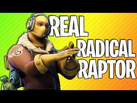 Xxx Mp4 REAL RADICAL RAPTOR Fortnite Battle Royale 3gp Sex