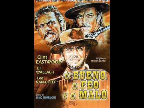 BSO El bueno el malo y el feo Música andina