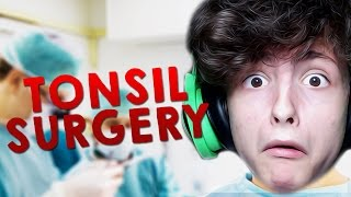 A TOUCH OF A SURGEON | Tonsil Surgery