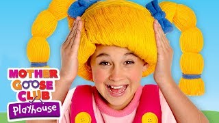 Head Shoulder Knees and Toes | Part 1 | Lots More Nursery Rhymes | Compilation | Mother Goose Club