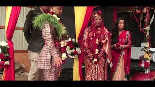 YUBINA SABIN WEDDING FULL VIDEO
