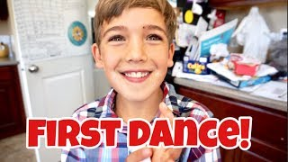 FIRST DANCE WITH A GIRL! | END OF YEAR PERFORMANCES