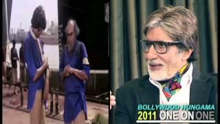 Amitabh Bachchan On Billa No 786 In Deewar