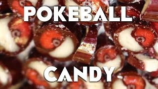 A Pokeball candy making video with a jazz cover from the DS days.
