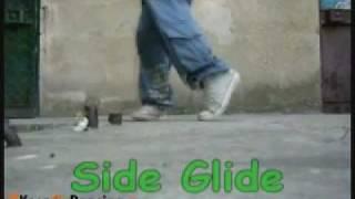 Глайды - обучение Hip-hop часть 1