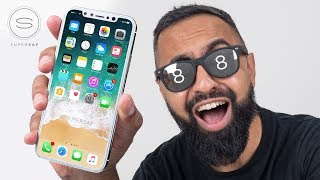 iPhone X Unboxing & Hands On with Prototype!