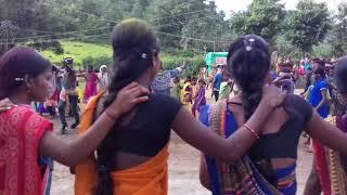 Karaputia desia  demsa dance 2017 by vill-Goudadeopali