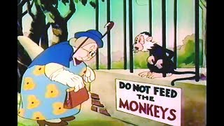 Looney Tunes A Day At The Zoo 1939 High quality HD