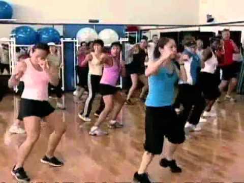 Fitness Aerobics FMWRC PAO 02112011