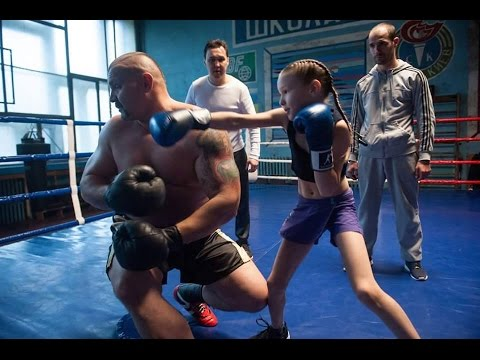 Xxx Mp4 Incredible Little Girl Evnika Saadvakass Just 9 Year Old Future Boxing Champion Prodigy 3gp Sex