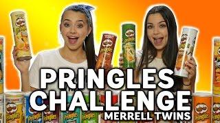 PRINGLES CHALLENGE - Merrell Twins