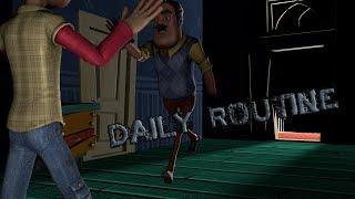 [HELLO NEIGHBOR SFM] Daily Routine