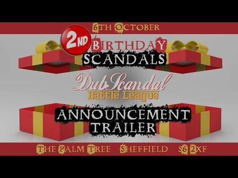 Xxx Mp4 DUBSCANDAL 2ND BIRTHDAY SCANDALS CARD REVEAL TRAILER 3gp Sex