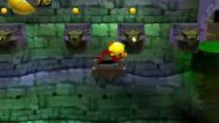 Pac-Man World (PSX) - Mansion Levels + Ending