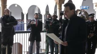 """اعتماد السفير الإيطالي لدى ليبيا """"جوسيبي بيروني"""""""