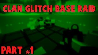Glitch  Base Raid: Unturned Gameplay