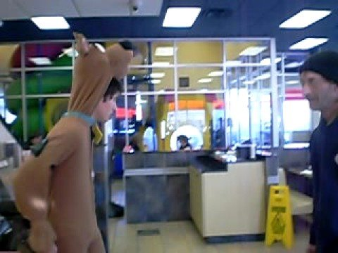 am the real scooby doo