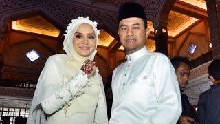 Majlis Perkahwinan Hanez Suraya & Romie Razin