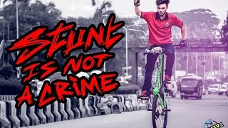 Stunt Riding Is Not A Crime... (MSVZ)