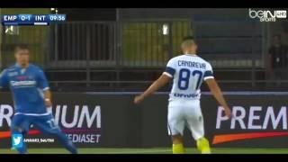 Mauro Icardi 10 Gol SERI A Tim 2016-2017 With Inter Milan
