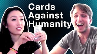 CARDS AGAINST HUMANITY (Squad Vlogs)