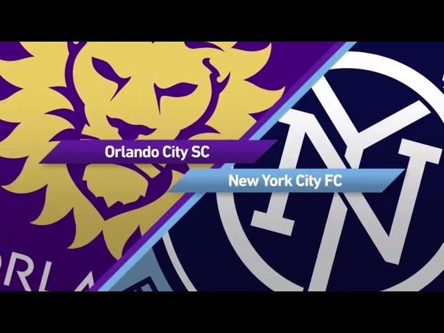 HIGHLIGHTS | NYCFC vs. Orlando | 05.21.17