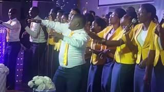 Eyawe  By Goshen Choir ADEPR Muhoza At Nyarugenge