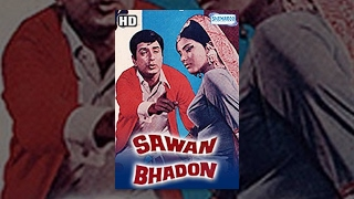 Sawan Bhadon (HD) - Hindi Full Movie - Naveen Nischol - Rekha - 70
