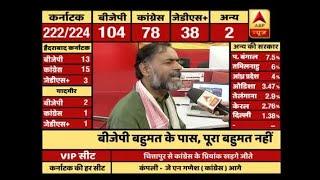Irrespective Of The Result BJP Will Form Govt In Karnataka: Yogendra Yadav | ABP News