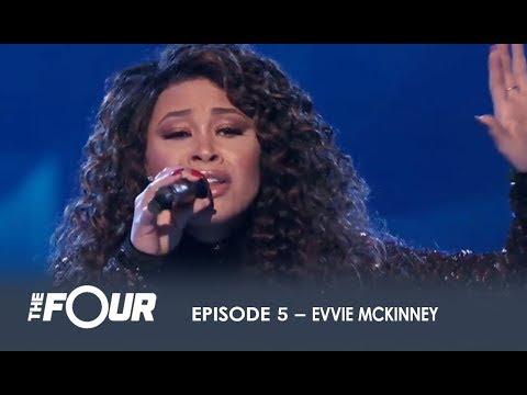 Evvie McKinney This Memphis Girl SHOCKS The Judges With Emotion S1E5 The Four