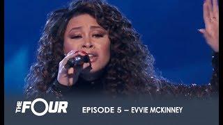 Evvie McKinney: This Memphis Girl SHOCKS The Judges With Emotion! | S1E5 | The Four