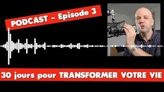 TRANSFORMER VOTRE VIE 3/30 - COACHING DAVID KOMSI