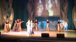 Dance No.26(Group-Nupur, Electrostal) Holi Mela & 4 th All Russia Indian Dance Competition 2010