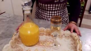 """كيفية تحضير عصير البرتقال""""نڨاوس"""""""