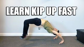 Learn To Kip Up After Watching This Video