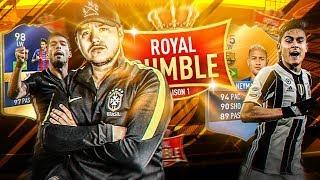 LE MATCH DÉCISIF VS AXO | ROYAL RUMBLE #5