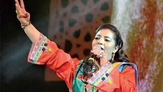 فاطمة تبعمرانت مهرجان موازين fatima tabaamrant festival mawazin 2017
