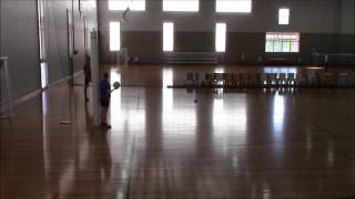 Drill 3  Attacking from GK with voice