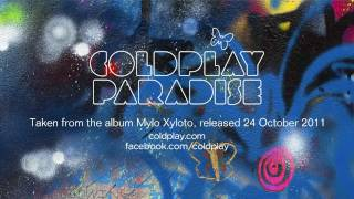 Coldplay  Paradise Official