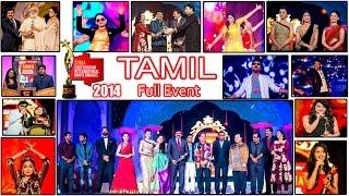 SIIMA 2014 Tamil Awards Full Event, Malaysia
