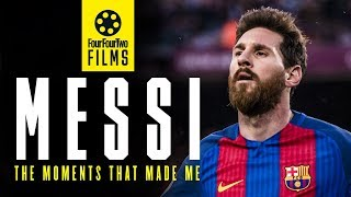 Lionel Messi documentary trailer | The Moments that Made Me