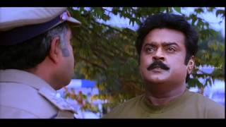 Sethupathi IPS -Vijayakanth saves the Prime Minister