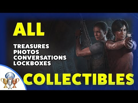 Xxx Mp4 Uncharted The Lost Legacy All Collectibles Treasures Photos Optional Conversations Lockboxes 3gp Sex
