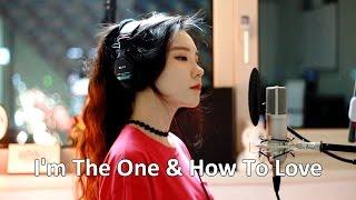I'm The One & How To Love - DJ Khaled & Lil Wayne ( MASHUP cover by J.Fla )